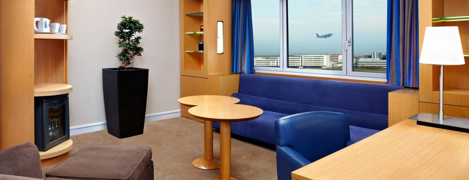 Suite Junior au Sheraton Paris Airport Hotel
