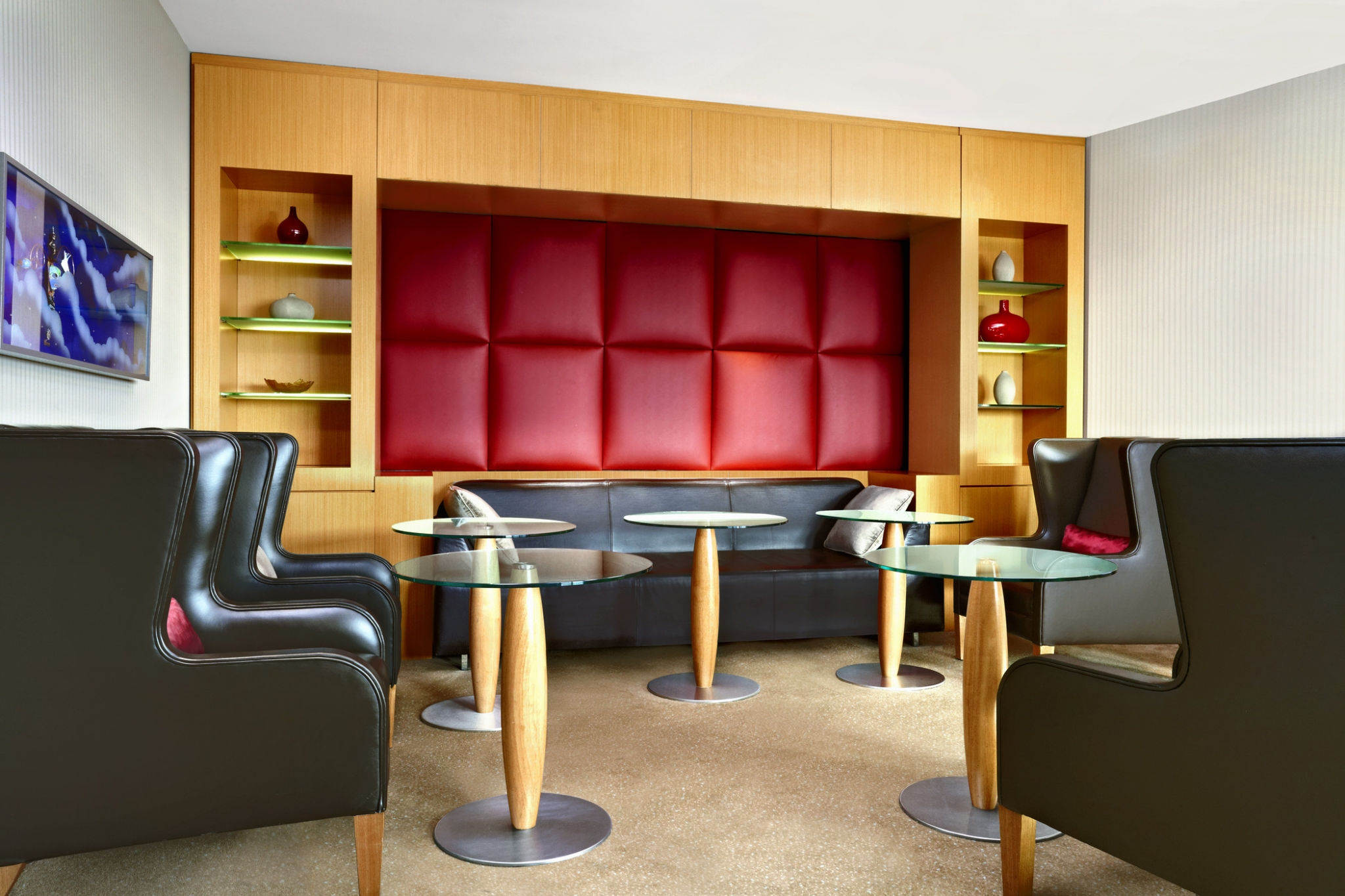 Club Lounge Sheraton Paris